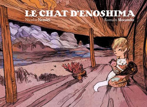 Le Petit Lézard / Nicolas Nemiri, Le Chat d'Enoshima