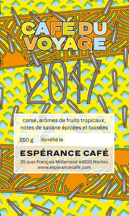 Café du Voyage 2017