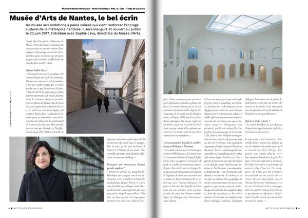 Nantes Prestige 4 Musée d'arts