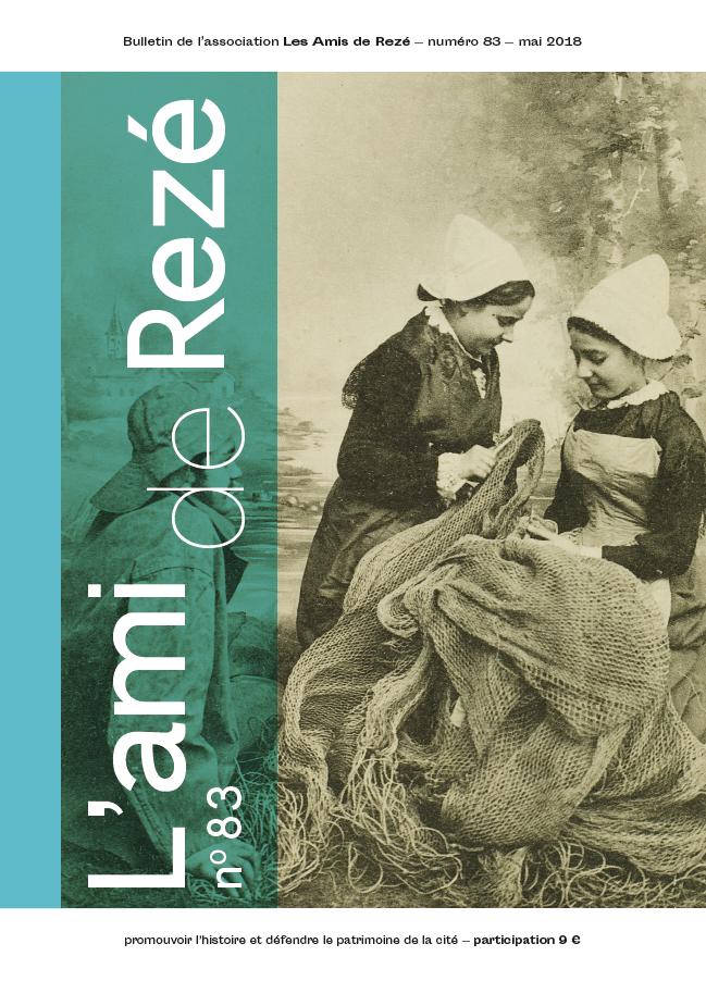 Société des Amis de Rezé / L'ami de Rezé n°83